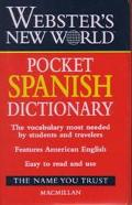 Webster's New World Pocket Spanish Dictionary - Webster's - Other Format - POCKET