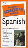 Pocket Idiot's Guide to Spanish