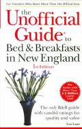 Unofficial Guide to Bed & Breakfasts in New England - Lea Lane Stern