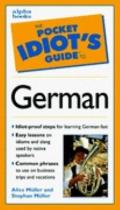 The Pocket Idiot's Guide to German Phrases (Pocket Idiot's Guides)