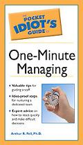 Pocket Idiot's Guide to One-Minute Managing
