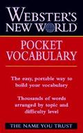 Webster's New World Pocket Vocabulary