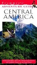 Frommers Adventure Guide Central America