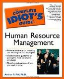 The Complete Idiot's Guide(r) to Human Resource Management