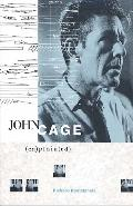 John Cage (EX)Plain(Ed) - Richard Kostelanetz - Hardcover