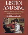 Listen and Sing Lessons in Ear-Training and Sight-Singing