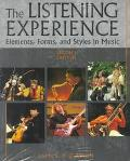 Listening Experience Elements, Forms, and Styles in Music