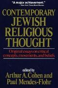 Contemporary Jewish Religious Thought