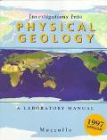 Investigations into Physical Geology A Laboratory Manual