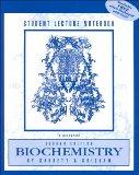 Biochemistry: Student Lecture Notebook