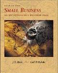 Small Business An Entrepreneur's Business Plan