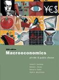 Macroeconomics With Infotrac Private and Public Choice