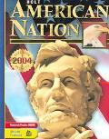 American Nation Civil War to Present