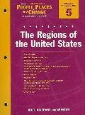 Holt People, Places, and Change Chapter 5 Resource File: The Regions of the United States: W...