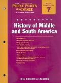 Holt Wester World People, Places, and Change Chapter 7 Resource File: History of Middle and ...
