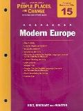 Holt Western World People, Places, and Change Chapter 15 Resource File: Modern Europe
