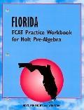 Pre-Algebra: FCAT Practice Workbook