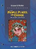 People, Places and Change: Know-It Notes