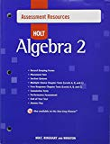 Assessment Resources (Holt Algebra 2)