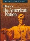 Boyer's The American Nation [Teacher's Edition]