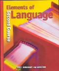 Elements of Language Second Course