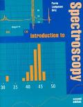 Introduction to Spectroscopy A Guide for Students of Organic Chemistry