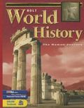 Holt World History The Human Journey