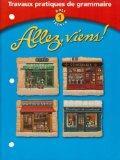 Allez Viens! Level 1 Travaux Pratiques de Grammaire (French Edition)