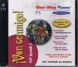 !Ven Conmigo Level 2 One-Stop Planner with Test Generator CD (!Ven Conmigo Holt Spanish, Vol 2)