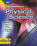 Holt Science Spectrum Physical Science