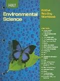 Enviromental Science Active Reading Workbook