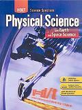Holt Science Spectrum Physical Science With Earth and Space Science