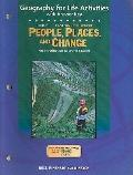 People, Places and Change: The East: Geography and Life Activities