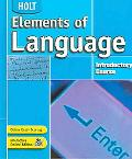 Elements of Language Introductory Course