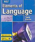 Elements of Language Third Course