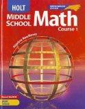 Math: Chapter Resource: North Carolina Middle School Edition