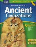 Holt California Social Studies World History Medieval Ancient Civilzations