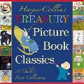 Harpercollins Treasury of Picture Book Classics A Child's First Collection