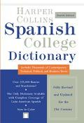 HarperCollins Spanish College Dictionary