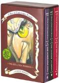 Box of Unfortunate Events The Situation Worsens The Miserable Mill/The Austere Academy/The E...