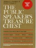 Public Speaker's Treasure Chest - Herbert V. Prochnow - Hardcover - 3d ed. rev. and enl