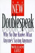New Doublespeak