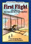 First Flight: The Story of Tom Tate and the Wright Brothers (I Can Read Chapter Book Series)