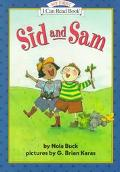 Sid and Sam (My First I Can Read Book Series)