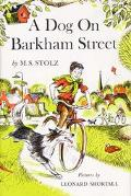 Dog on Barkham Street - Mary Stolz - Hardcover