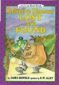 Detective Dinosaur Lost and Found: (I Can Read Book Series: Level 2) - James Skofield - Hard...