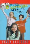 Get Real #3: Girl Reporter Stuck in Jam - Linda Ellerbee - Library Binding