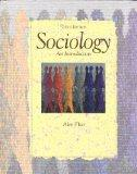 Sociology: An introduction