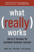 What Really Works The 4+2 Formula for Sustained Business Success