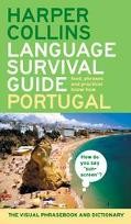 Harpercollins Language Survival Guide, Portugal The Visual Phrase Book and Dictionary